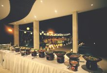 Hanna & Erick by Lumbung Catering