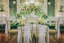 Alzipco & Yulia Rachman Wedding Day by thousand dreams picture