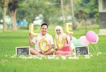 Prewedding Fika & Jamal by Dendy Ariandy Photography