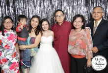 Yi Hui and Christine Glamorous Wedding by Klentography