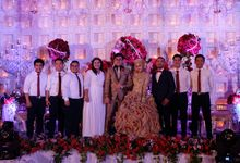 The Wedding of Mia Aries by Soul5ive Band Management