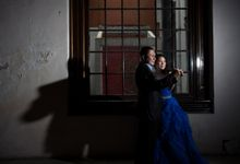 Prewed Gregorius and Stella by Luminous Bridal Boutique