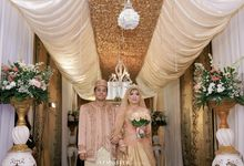 THE WEDDING - DESI & REZA by ATMOSFER Pictures