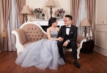 Prewed Hendra and Dewi by Luminous Bridal Boutique