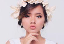 Inezia Photoshoot by Tirta Arum