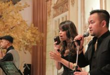 Johan & Sufi  @Mulia by Blue Ice Music