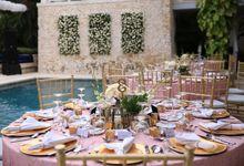 The Wedding of  Natasha & Scott by Varawedding