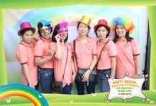 Bakti Sosial KEP Regina Caeli by Funtaspict Photobooth