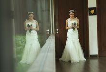 Bridal Look Makeup& hair do by NatashacsMakeup