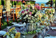 When Natural meet Rustic by Bali Florista