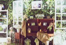 Yayasan Harapan Kasih Wedding of Yoseph and Lilian by DeRose Decoration