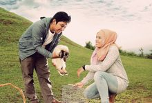 Prewedding Mela & Agus by MOMENTO Photography
