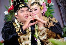 Wedding Novia & Riski by FDY Photography