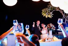 The Lighthouse Rooftop Wedding by Aston Kuta Hotel & Residence