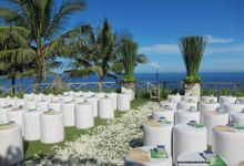Wedding Arches by HELICONIA  Bali