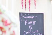 Wedding of Romy & Catherine by POSH DECORATION