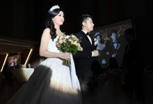 Wedding of Tirto & Fransisca 02 July 2017 by HARRIS POP Hotels & Convention Gubeng