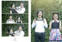 Prewedding Irene & Denny by LexaPearce