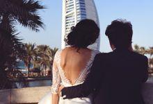Wedding of Fawzia & Brahim by Céline Russo Photography