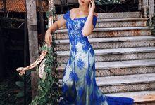 Blue Lace by Bali DressCode Safari & Photography