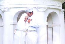 Salim & Shafika by hafizzulhasifphotography