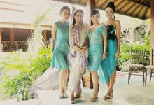 Vira & Fariz  Wedding by DEVA BALI wedding