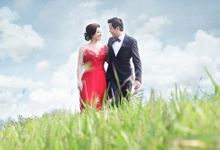 Sharon & Boshen prewedding by DJOURNEY photography