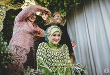 Prosesi Siraman Jawa Wedding Rere & Firman by Hexa Images