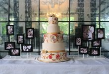 Ramon and Odette by Cake Tree Manila