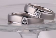 Wedding Ring by Lino and Sons