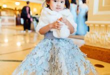 Harvey & Sandra dewi wedding by maria ruth fernanda