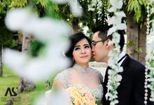 Wedding of Sandra & Andi by Melaty Tengker