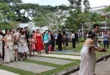 Edwin & Nila Wedding by R Hotel Rancamaya Golf & Resort