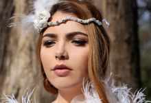 Gatsby Girl Hair Piece by AVIEL