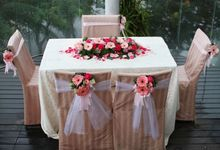 Solemnization Decoration by Tree House Flowers & Gifts
