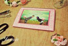 Sri & Fadli by Jasmin Invitation