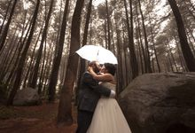 Prewed David and Nancy by Luminous Bridal Boutique