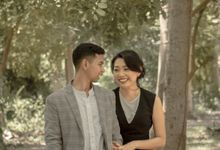 Prewedding Iky and Ditto by Digital Zoo