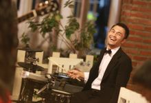 Anton & Andini's Wedding by Aimer Music Entertainment