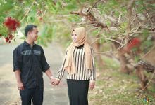 Prewedding IKA & PRIYANTO by MEMORY PHOTOGRAPHY
