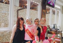 Sheilla Pinky Bridal Shower by Papelace