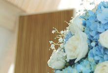 Flower Arrangement by Conrad Bali