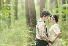 Prewedding Rahmadi Sinta by Siginjai Photography