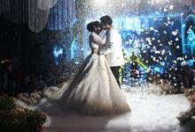 Wedding of Natanael & Fergie 08 July 2017 by HARRIS POP Hotels & Convention Gubeng