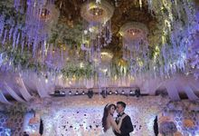 Wedding Reception at Imperial Ballroom by Imperial Ballroom