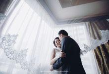 Rudy & Nesha Wedding Day by Calia Photography