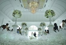 Holy Matrimony at Bliss Moonlight and Blissfull by Imperial Ballroom