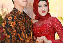 Engagement Saski dan Salim by 3KENCANA PHOTOGRAPHY