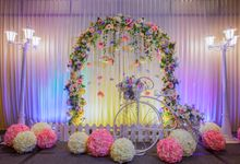 Wedding theme - Love in Wonderland by Furama City Centre