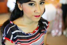 Ms. Biya Engagement Makeup by GabrielaGiov